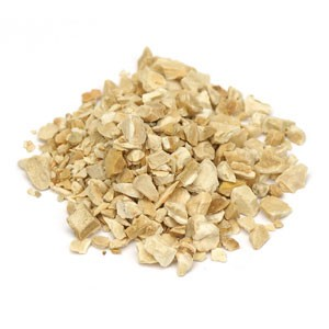 Organic Orris Root Peeled C/S