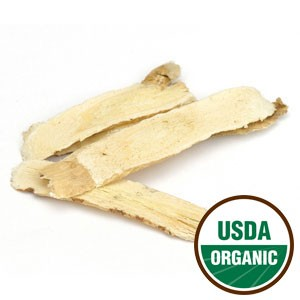 Organic Astragalus Root Sliced