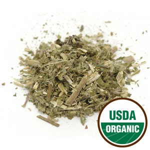 Organic Blessed Thistle Herb C/S