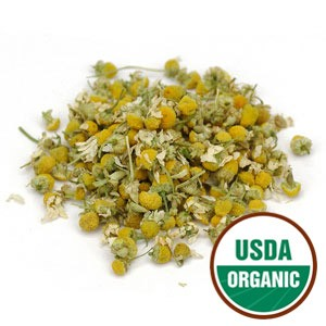 Organic Chamomile Flower Whole (Egypt)