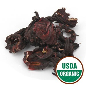 Hibiscus Flowers Whole Organic