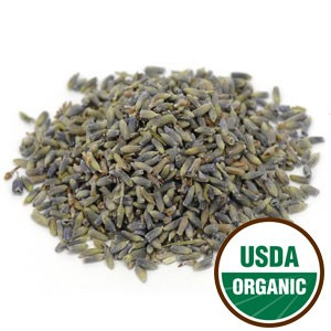 Organic Lavender Flowers Select