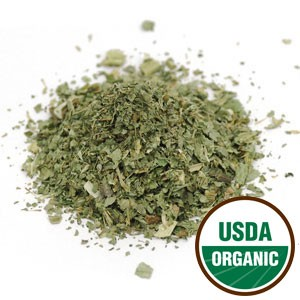 Organic Milk Thistle Leaf C/S