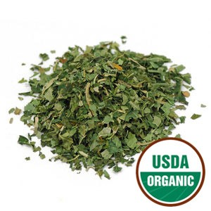 Organic Papaya Leaf C/S