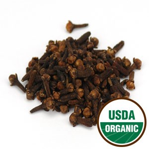 Organic Cloves Whole Pouch