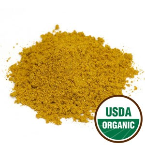 Organic Curry Powder (Salt Free)