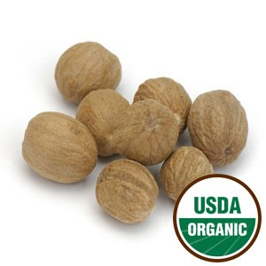 Organic Nutmeg Whole
