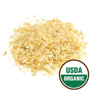 Organic Onion White Minced