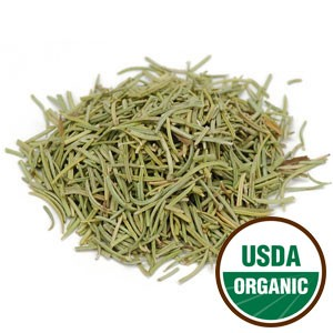Organic Rosemary Leaf Whole