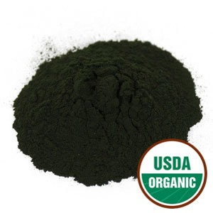 Organic Chlorella Powder (Cracked Cell Walls)