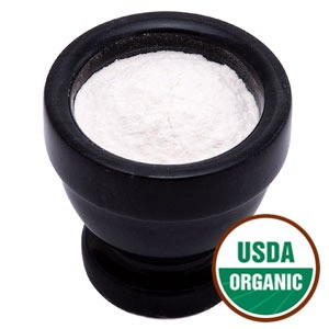Organic Gum Arabic Powder