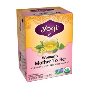Yogi Womans Mother-To-Be Tea