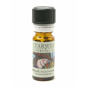 Basil Sweet Essential Oil (1/3 oz)
