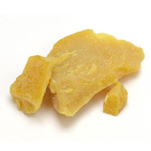 Bees Wax Chunks, Yellow (Unfiltered)
