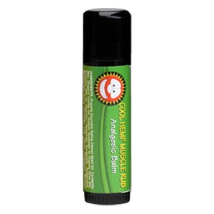 Vegan Cool Hemp Muscle Rub Tube