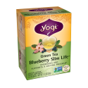 Yogi Green Tea Blueberry Slim Life