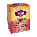 Yogi Raspberry Passion Perfect Energy Tea